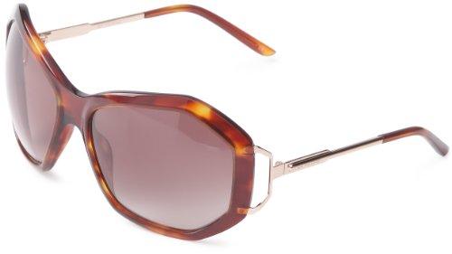 Gianfranco Ferre Damen Sonnebrille, Uni Braun Ecaille (Lgttrt/Trtols) One size