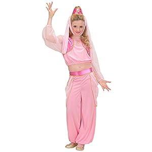 WIDMANN Widman - Disfraz de cuento de hadas para niña, talla 8-10 años (58637)