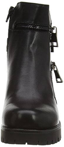 Dockers by Gerli 37CE204-610100 Damen Combat Boots Schwarz (schwarz 100)