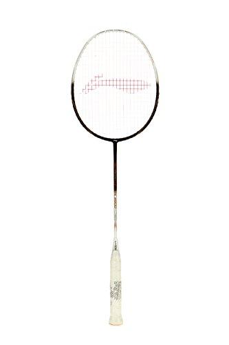 Li Ning UC Lite 8200 Graphite Badminton Racquet, G4  Black