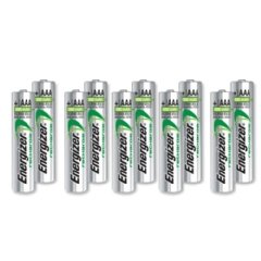 Energizer Rechargable AAA Battery (Pack of 10)