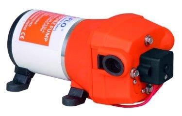 12 Volt automatische Druckwasserpumpe 17 Liter thumbnail