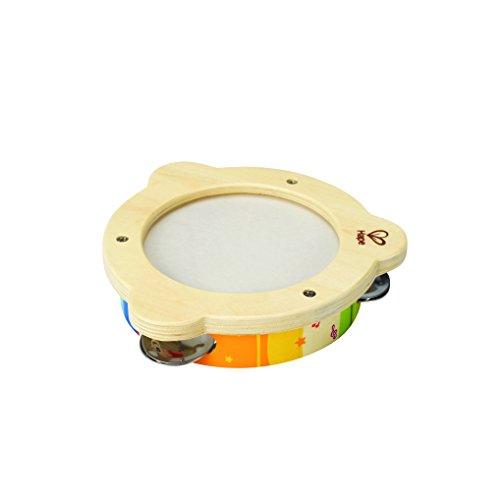 Hape E0304 E0304-Kleiner Tamburinspieler