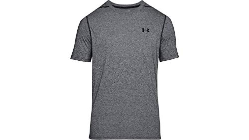 Under Armour Threadborne Siro T-Shirt Herren Black, XLT -