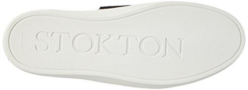 Stokton Damen 103-d Hohe Sneaker Schwarz (Nero)
