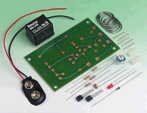 Photo Sensor And Control Relay Kit Electronics Assembly Educational Kit