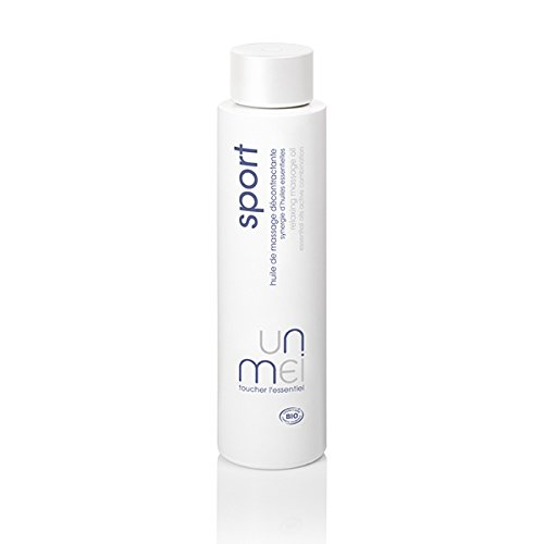 unmei - huile de massage décontractante 100 % bio - 200 ml - les bienfaits du massage aromatique