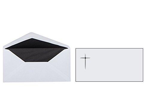 25-buste-per-condoglianze-croce-din-doppio-din-lungo-114-x-162-mm-con-mangiatoia-e-quadro