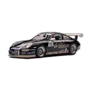 AutoArt Porsche 911 (997) GT3 Cup Car 2007 #89 Slotcar 1:24