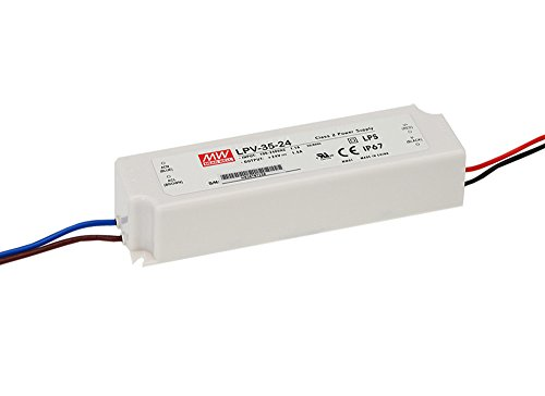 LPV-35-5 35W 5V 6A ,MEAN WELL, Single - PRODUKTION, Fahren Schaltnetzteil、Konstantstrom,110-220V AC-DC LED Wasserdicht Switching Power Supply Peak Power Supply