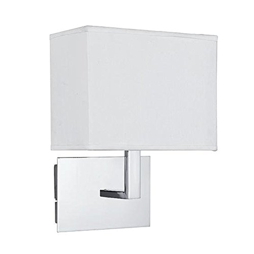 Chrome Wall Lights for living room: Amazon.co.uk
