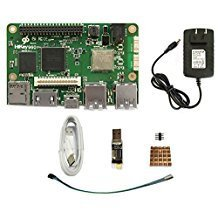 HiKey 960 Single Board Computer Octa Core - 96Boards Referenz-Entwicklungsplattform (4GB LPDDR4 & 32GB eMMC) läuft mit AOSP & Linux (Open-tv-antenne)
