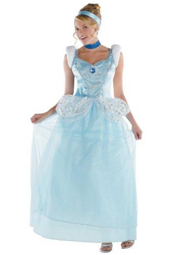 Déguisement Cendrillon Princesse Disney - AdulteM - 38/40