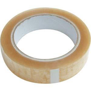 Avon Packbänder Verpackungsband 12 mm x 66 m Zellophanfilm transparent