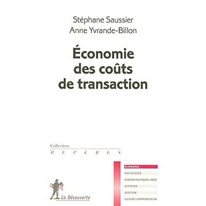 Économie des coûts de transaction