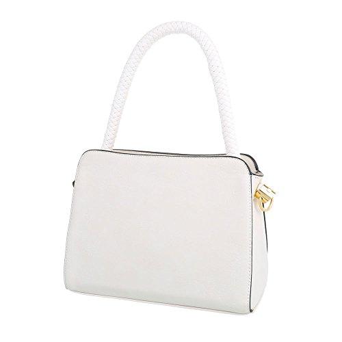 Taschen Handtasche Creme
