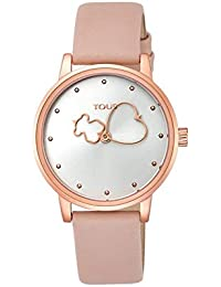 Tous Bear Time IPRG ESF Silver Piel Nude