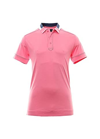 Callaway Golf X-Series Contrast Collar Polo Shirt Confetti Small