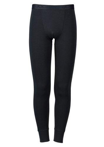 Jockey® Herren, Modern Thermal Long John, 15500411, schwarz, Größe M (Lange Unterhosen Jockey)