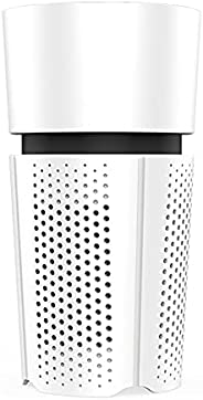 yosunl M5 Mini Air Purifier Car Air Cleaner Filter Capture PM2.5 Eliminate Allergens Odor Smell Smoke Pets Pol