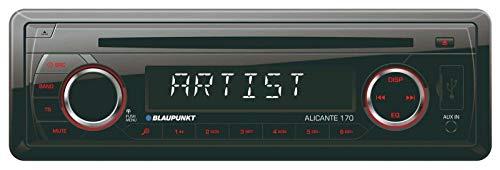 """Blaupunkt 2001017123468"""" Alicante 170"""" Auto-Radio schwarz"""