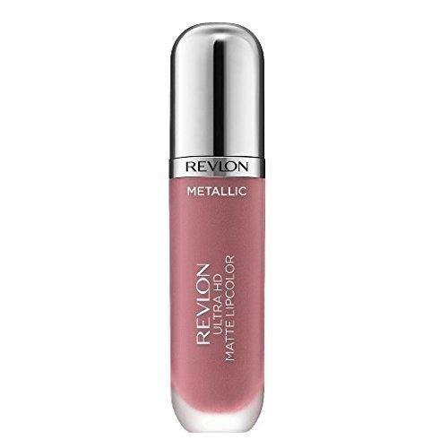 Revlon Ultra HD Matte Metallic Lip Colour