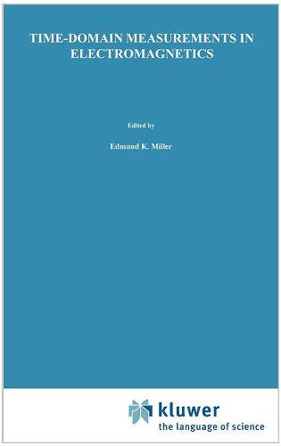 Time-Domain Measurements in Electromagnetics (Van Nostrand Reinhold Electrical/Computer Science & Engineering Series)