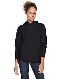 Amazon Essentials – Sudadera de tejido de rizo francés con capucha y forro polar para mujer