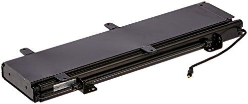 Elektrische Wandhalterung (Venset TS600B 7BXX1 elektrischer TV Einbau-Lift, Metall, schwarz, 50 x 22 x 49.5 cm)