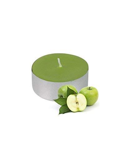 Teelicht Duftkerze - Set von 10 Wachskerzen | Kaufen Sie online für Home Decor auf Diwali - Apfel