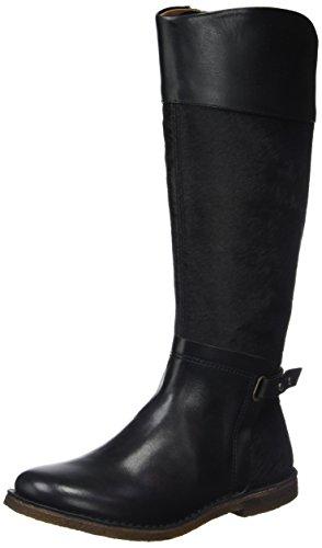 Kickers Damen Crick Klassische Stiefel, Schwarz (Noir), 40 EU