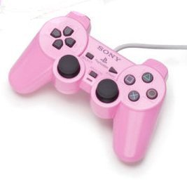 Sony Playstation Dualshock 2 Controller pink