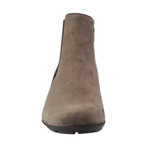 Gabor Shoes 55.635 Damen Kurzschaft Stiefel Grau