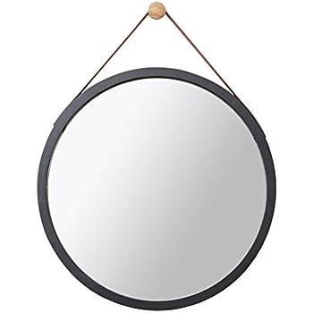 Runde Spiegel amazon de luyiasi nordic runde wand bad spiegel schminkspiegel