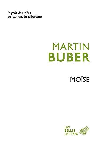 Moïse par Martin Buber