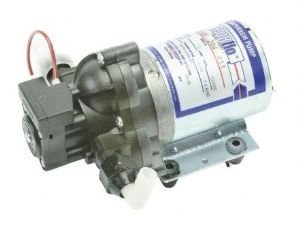Shurflo Caravan Marine Water Pump 7 l/min 20 psi 12 V by
