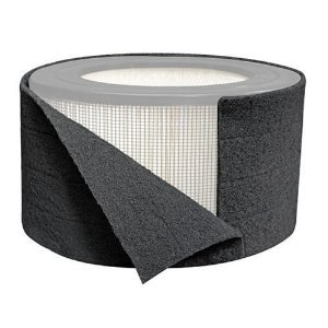 AfterMarket Honeywell 38002 HRF-AP1 Enviracare Universal Replacement Carbon Activated Pre-Filter 16x48 by All-Filters, Inc