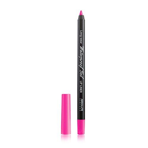 Absolute New York Waterproof Gel Lip Liner - Hot pink, 1 Stück