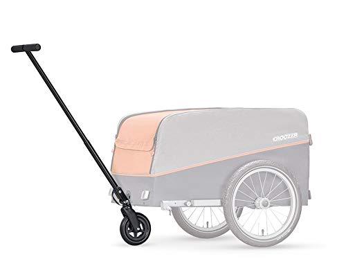 Croozer Handcart Kit für Cargo ab 2018 inkl.Deichsel und Stützrad Fahrrad