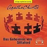 Das Geheimnis von Sittaford, ungekürzte vollständige Lesung, 6 CDs