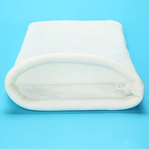 Berrose-Aquarium Filterdecke Filtertasche Trocken und nass Trennung Filter Maschenfilter Tasche einfach Leicht Socken