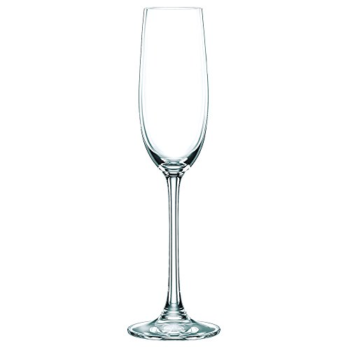 Spiegelau & Nachtmann, 4-teiliges Sektkelch-Set, Kristallglas, 178 ml, Vivendi, 0092038-0