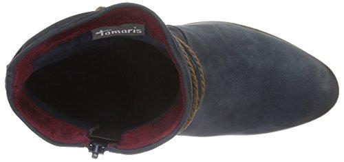 Tamaris 25387, Stivaletti Donna Blu (Navy 805)