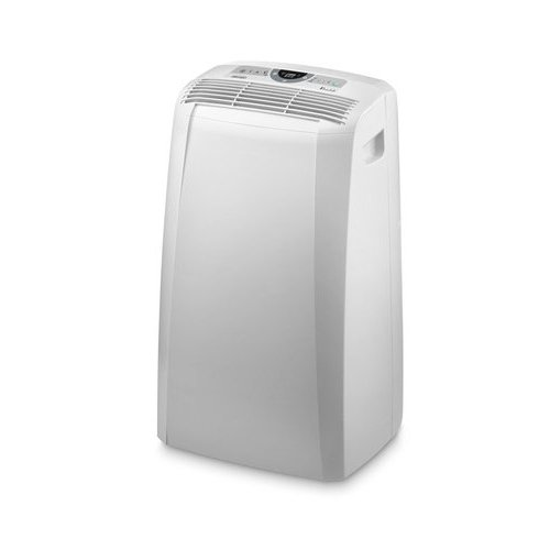 DeLonghi PAC CN91 - aire acondicionado portátil (A, Color blanco, LED)