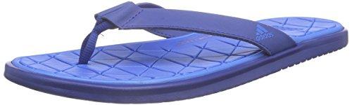 adidas Caverock, Chaussures de Plage et Piscine Homme Blau (Eqt Blue S16/Shock Blue S16/Eqt Blue S16)