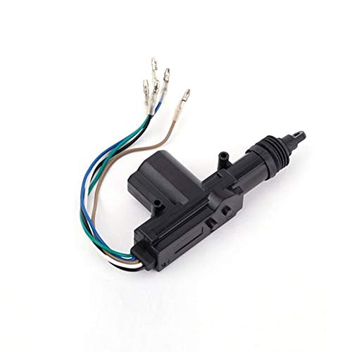 ghfcffdghrdshdfh Heavy Duty Power Door Lock Actuator Motor 5 Wire 12V Car Locking System -