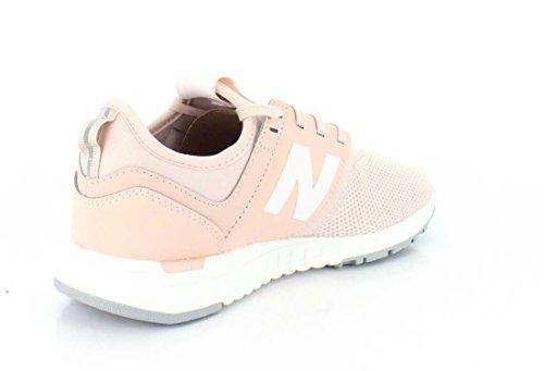 New Balance WRL247 W Scarpa rosa bianco
