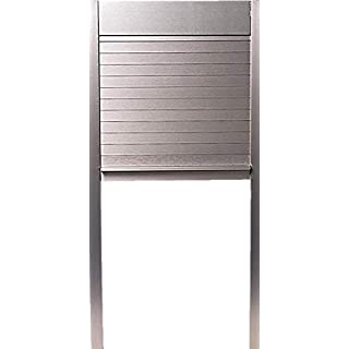 PREMIUM Rapid Fit (500mm wide x up to 1450mm high) Tambour Door Kit, FREE MAINLAND UK DELIVERY Pre-assembled, Cartridge Style NO DRILLING REQUIRED