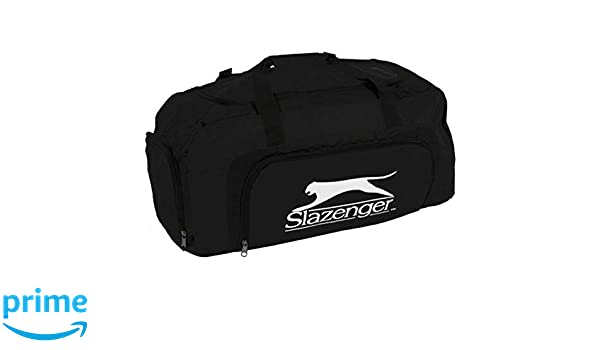 32882accd3 Slazenger Large Sports Travel Gym Bag With Shoe Compartment â€