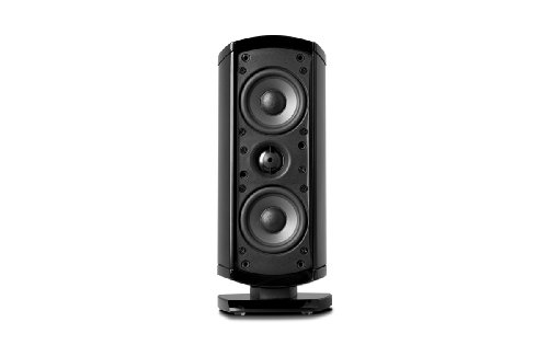 Polk Audio VM 10 Multifunktionslautsprecher (150 Watt) schwarz (Stück) (Audio Subwoofer Polk 10)